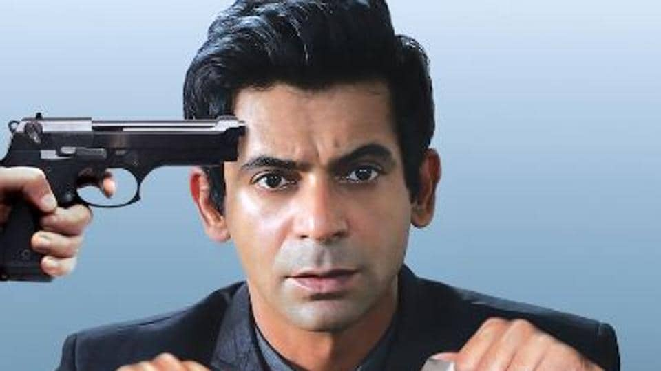 Sunil Grover plays a high profile and daring journalist in Coffee With D.
