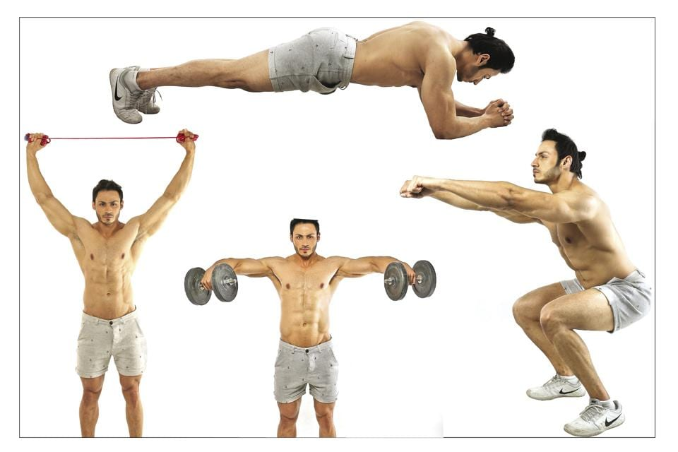 While regular exercise is a resolution few people can keep, you'll love the result of these workouts