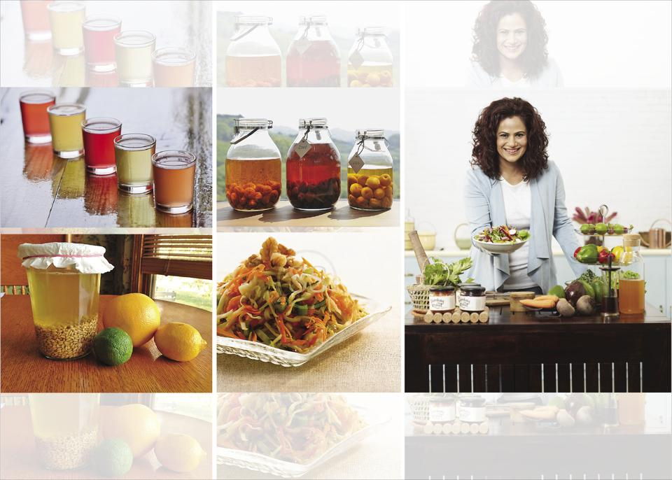 Nutritionist Shonali Sabherwal suggests that  Kombucha, umeboshi plums, Rejuvelac and pressed salads might not be a part of   regular detox  plan, but they help achieve greater immunity