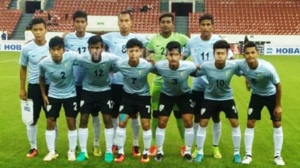 India U-17 football team lost 1-0 to Tajikistan to finish last in the Granatkin Memorial Cup football in Moscow