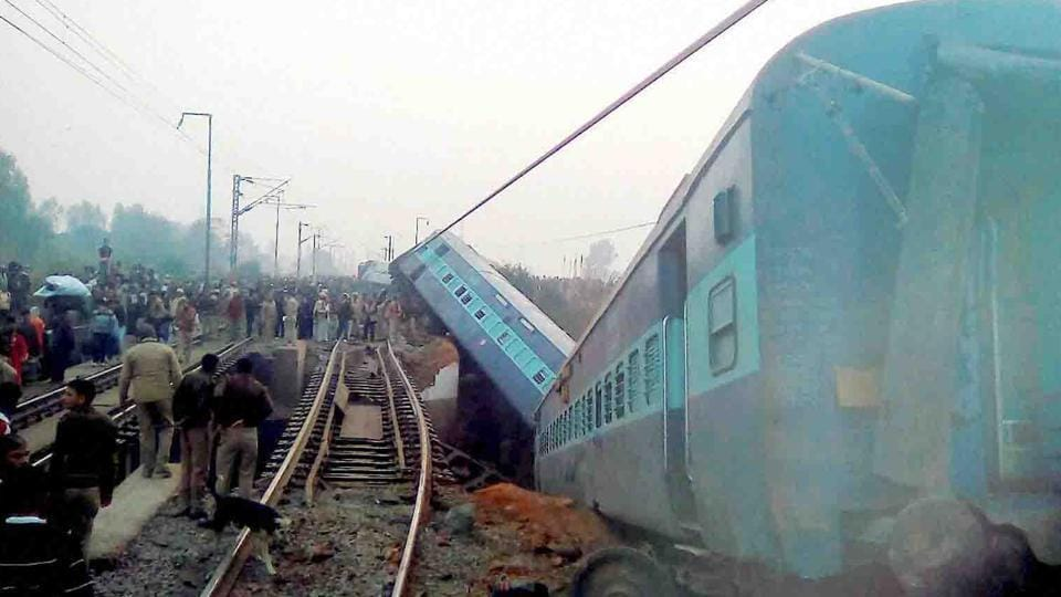 The Bihar police have arrested three persons in connection with the case and one of the arrested has claimed that he and his associates were also behind the derailment of Indore-Patna Express on November 20 near Kanpur in which 148 passengers died.