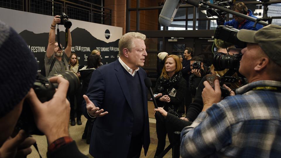 Al Gore,President-elect Donald Trump,Trump inauguration