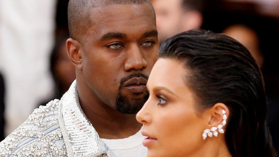(File) Musicians Kanye West and Jay Z have had differences in the past.