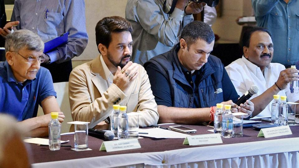 Anurag Thakur and Ajay Shirke were removed as BCCI president and secretary by the Supreme Court.  Almost all office bearers of the Indian cricket Board were disqualified after the Supreme Court implemented the reforms suggested by the RM Lodha committee
