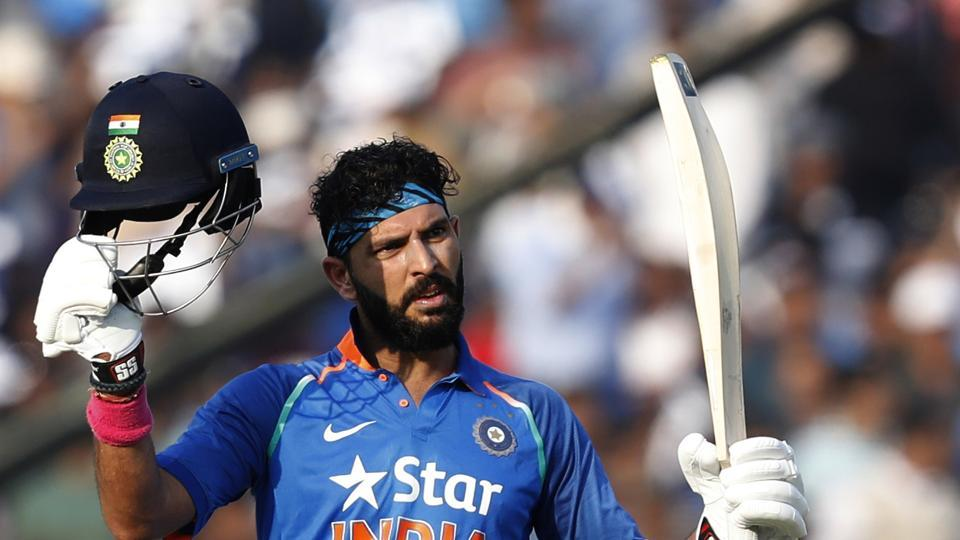 Yuvraj Singh notched up his first century in ODIs since the 2011 World Cup while he blasted his first 150 score during the game versus England in Cuttack.