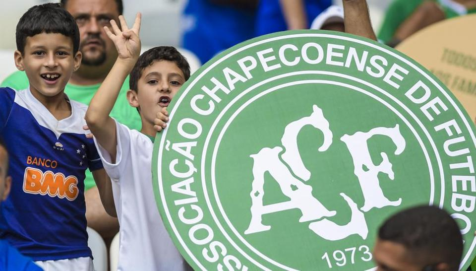 Chapecoense will play their first game with a new team on Saturday after their entire squad was wiped out in a plane crash late last year.