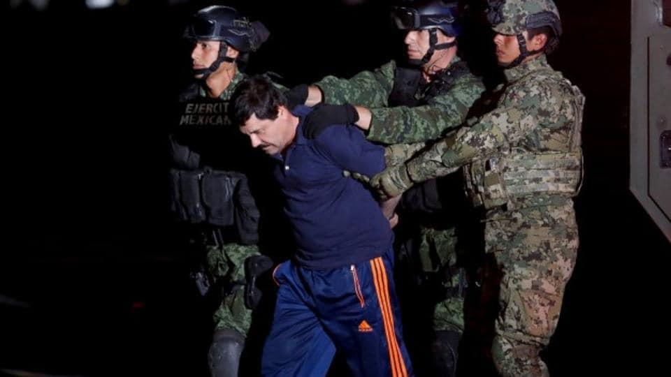 El Chapo,Mexico,Mexico druglord