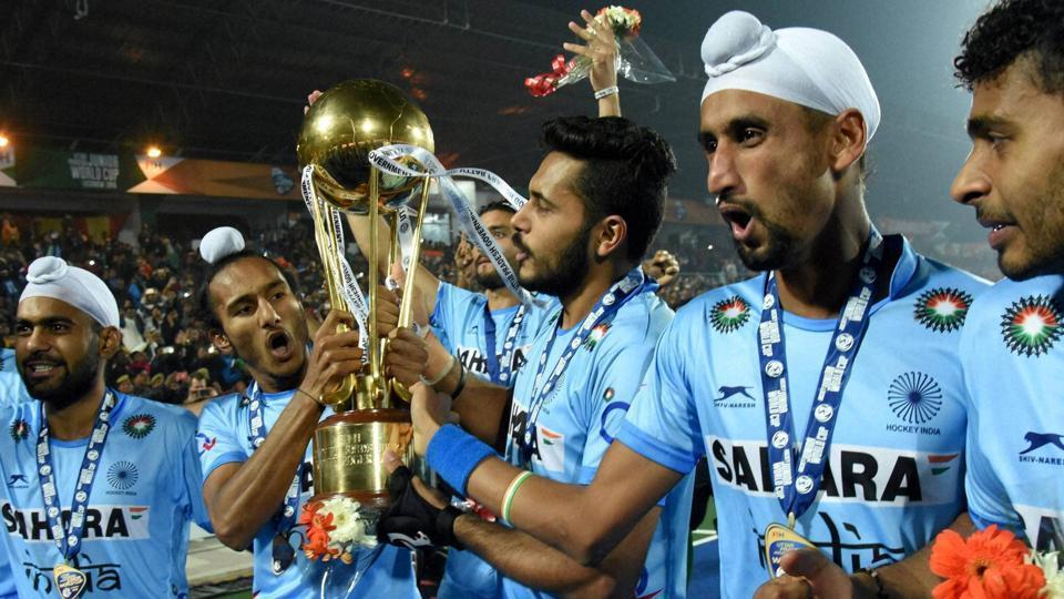 Hockey India League,Hockey India,Junior Hockey WOrld Cup