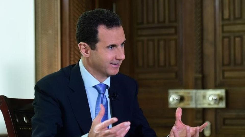 Turkey has long insisted that President Bashar al-Assad must go for sustainable peace to be achieved in Syria