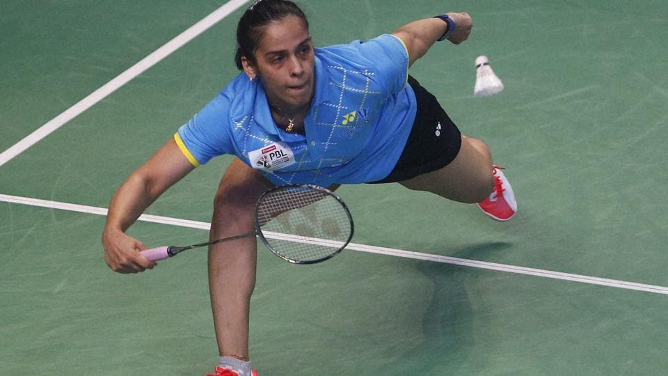 Saina Nehwal is the top seed in women's singles at Malaysi a Masters.