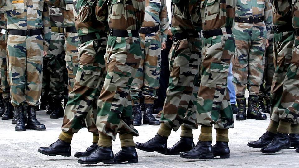 Army officer court martialled,Indian Army,Army Rajput batallion
