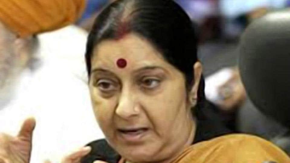 Sushma Swaraj,Indian abducted in Malaysia,Indian mission in Malaysia