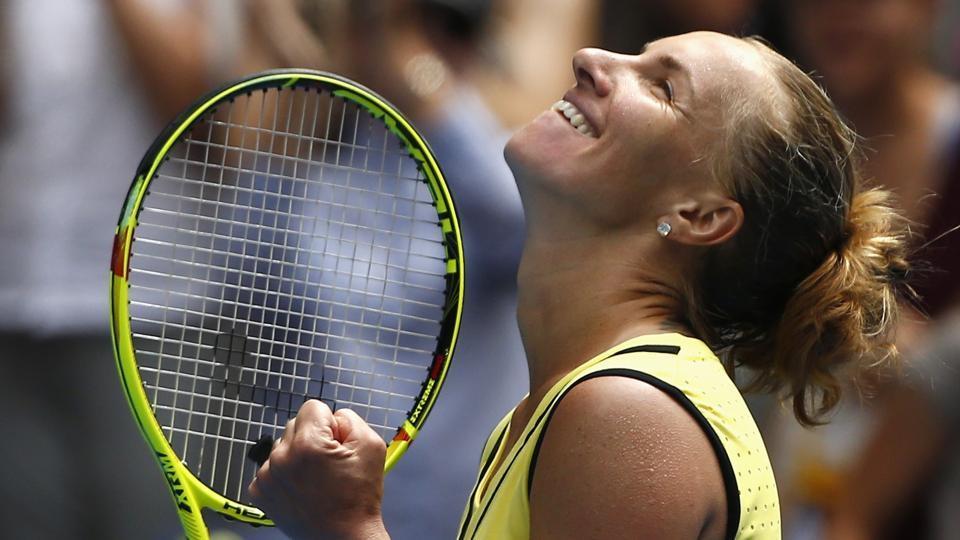 Svetlana Kuznetsova,Jelena Jankovic,Australian Open