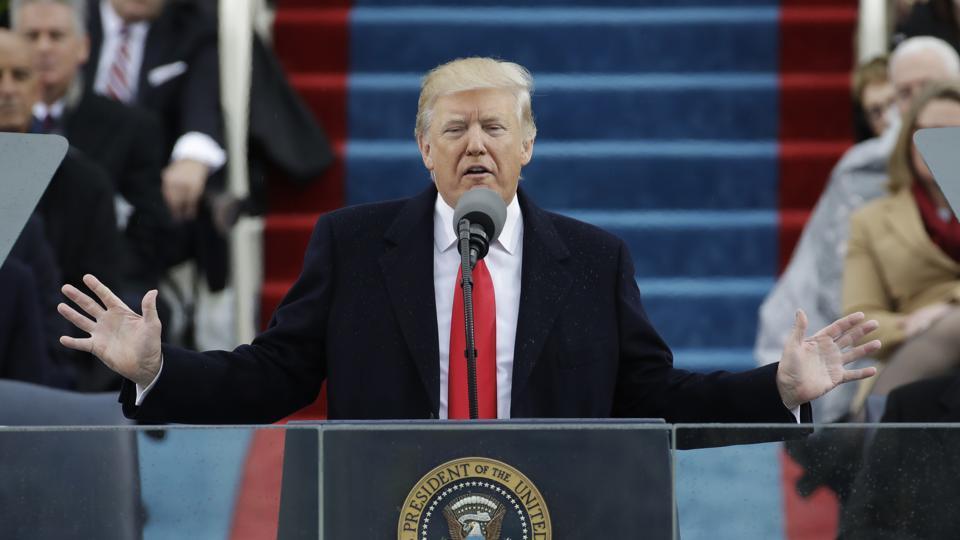 Donald Trump,US President Donald Trump,45th US President