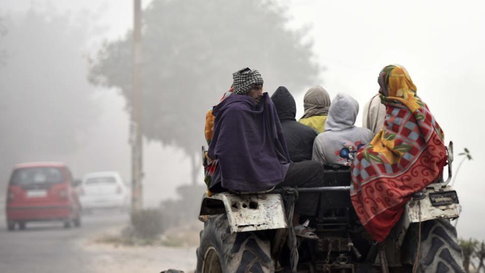 Delhi winter,Delhi cold,Delhi weather