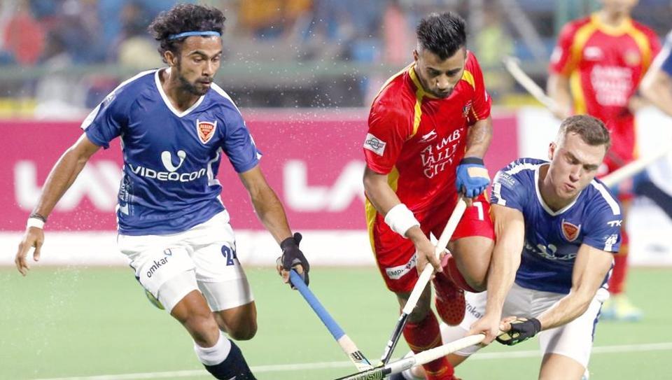 Hockey India League,Dabang Mumbai,Ranchi Rays