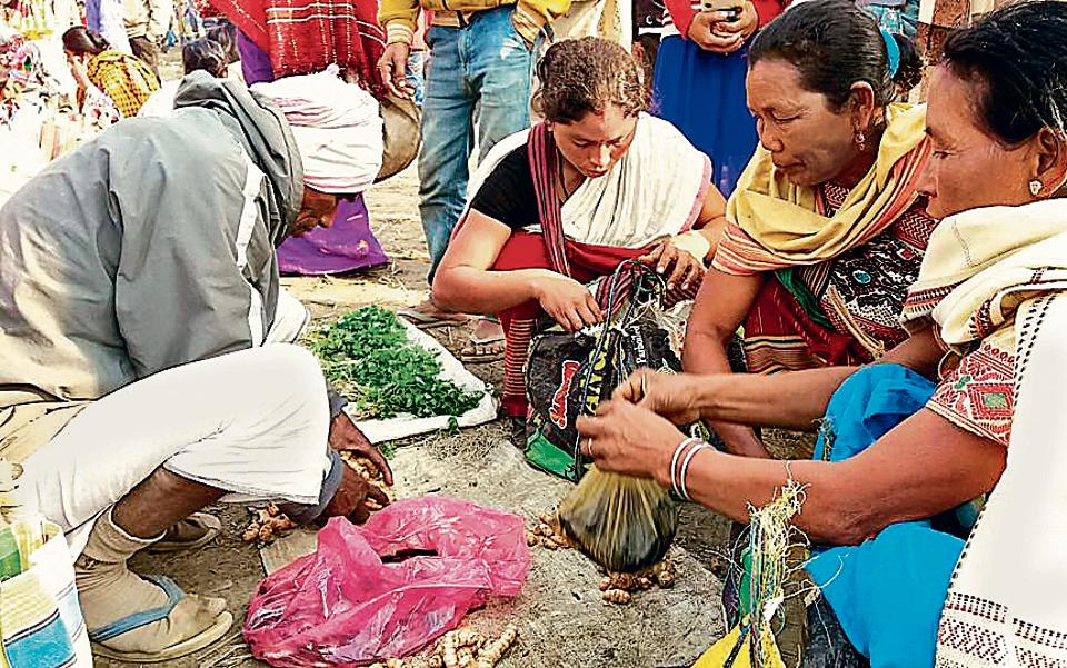 The three-day fair, organised by the Tiwa community at Dayang Belguri in Morigaon district for over five centuries, witnesses the exchange of goods between tribes from the hills and plains of Assam as well as Meghalaya.
