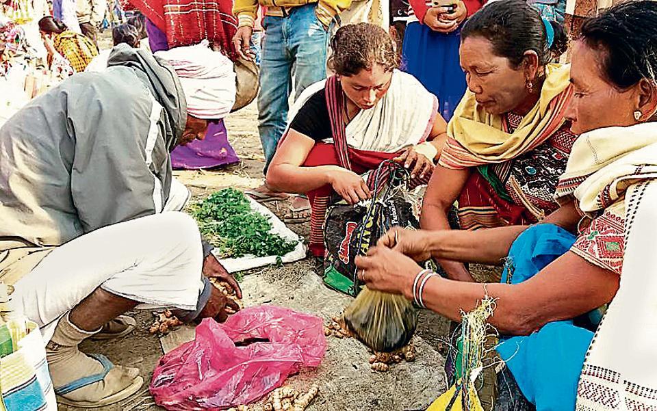 Jonbeel Mela,Assam,Cashless transaction