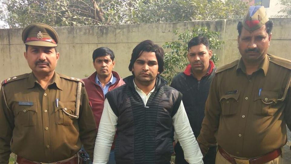 Greater Noida,Sanjeev Khadkadi,organised crime in UP