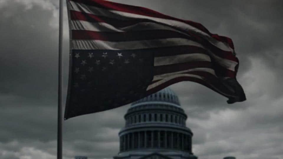 House of Cards,Donald Trump,Donald Trump inauguration