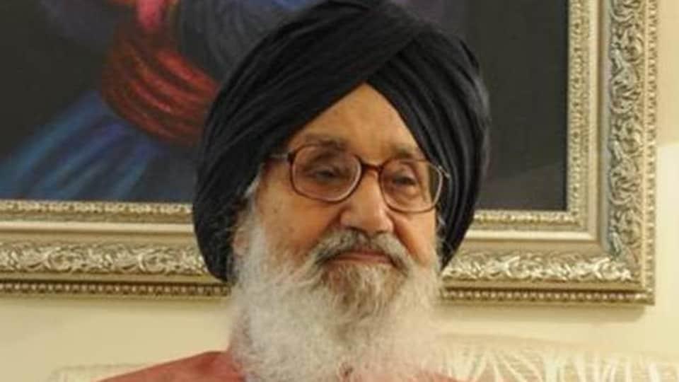 Punjab polls,Chief Minister,Parkash Singh Badal