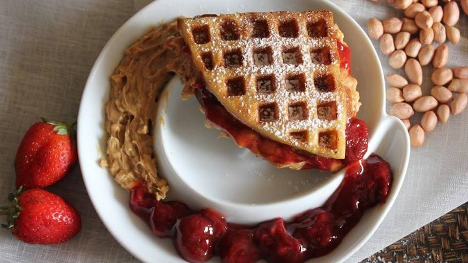The Belgian Waffle Co opens its ninth outlet in the city.