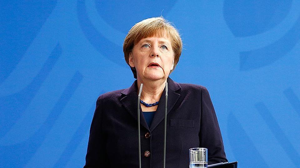 German Chancellor Angela Merkel,US President Trump,trans-Atlantic relationship