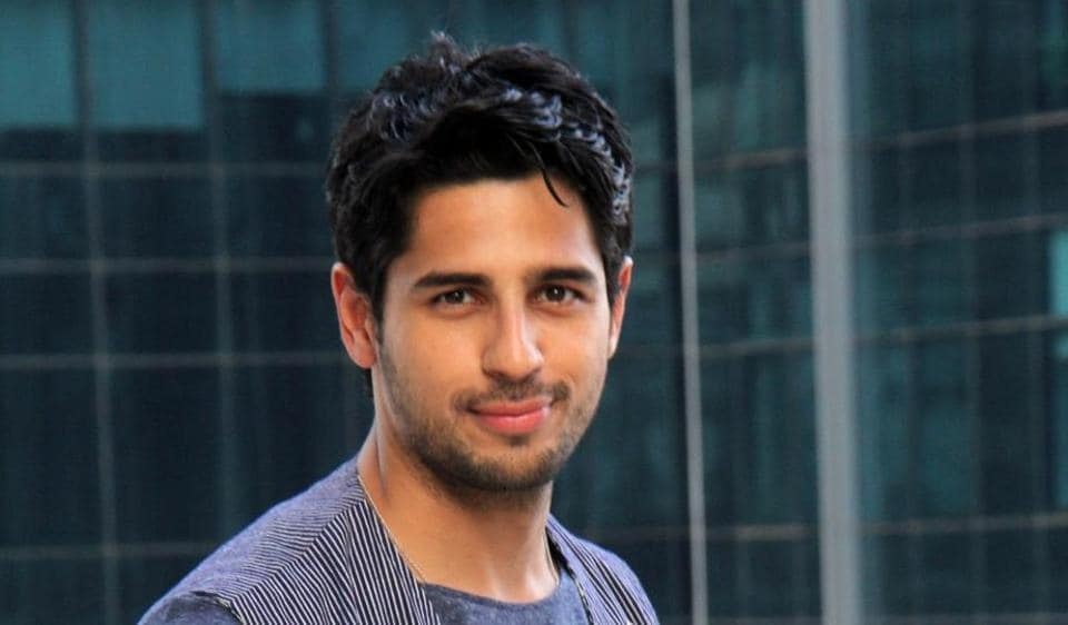 Sidharth Malhotra says Skill India is a great initiative to help the youth of the country.