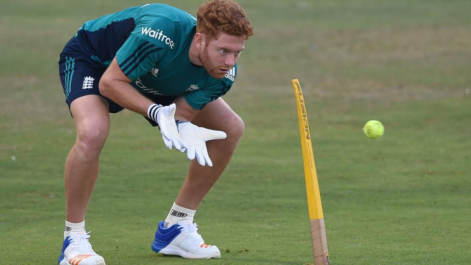 Jonny Bairstow was due to fly home after the third ODI in Kolkata on Sunday but will now stay back for the T20 series due to Alex Hales' injury.