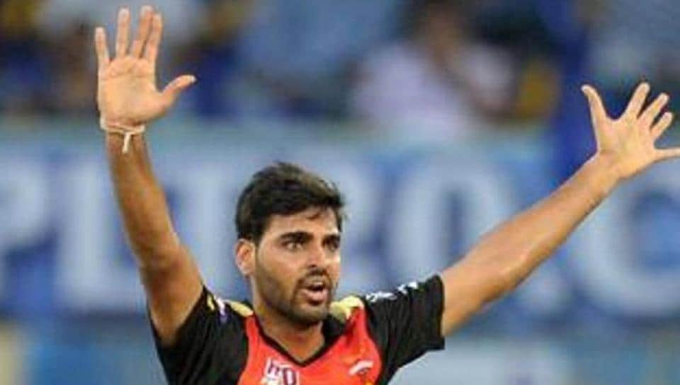 Bhuvneshwar Kumar played for Sunrisers Hyderabad in the 2016 Indian Premier League (IPL) and picked 23 wickets.