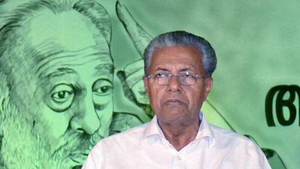 Pinarayi Vijayan,Kerala chief minister,Ernakulam