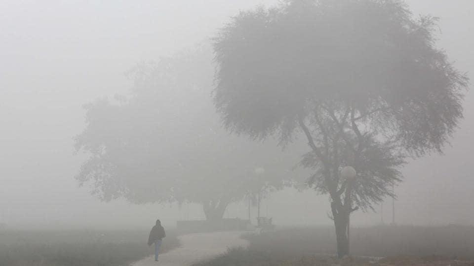 The minimum temperature was 6.2 degrees Celsius on Saturday.