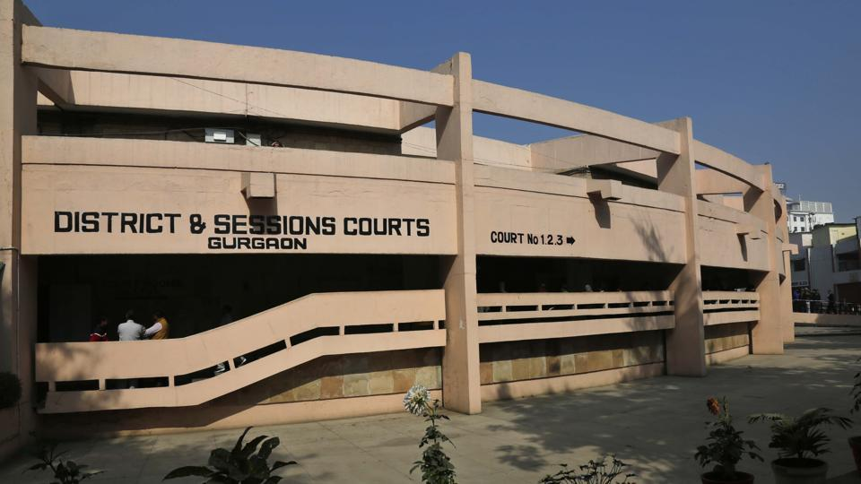 Gurgaon,district and sessions court of Gurgaon,new court complex