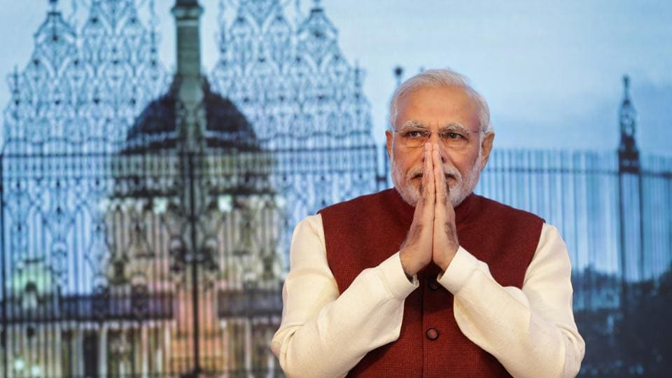 The Combined Commanders Conference was held at the Indian Military Academy (IMA) as part of Modi's wish to hold the annual conference outside the national capital.