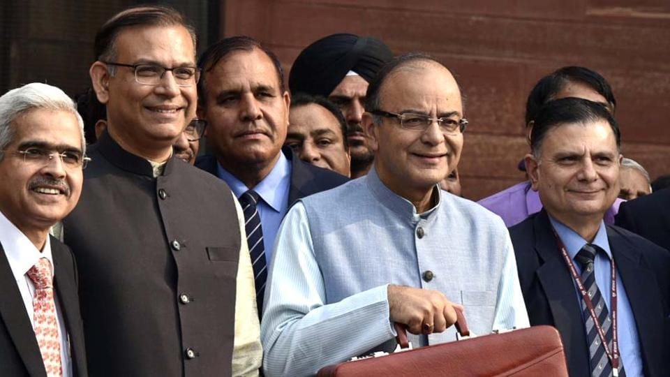 Union finance minister Arun Jaitley will present the General Budget on February 1.