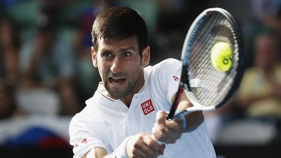 Andre Agassi,Novak Djokovic,Australian Open