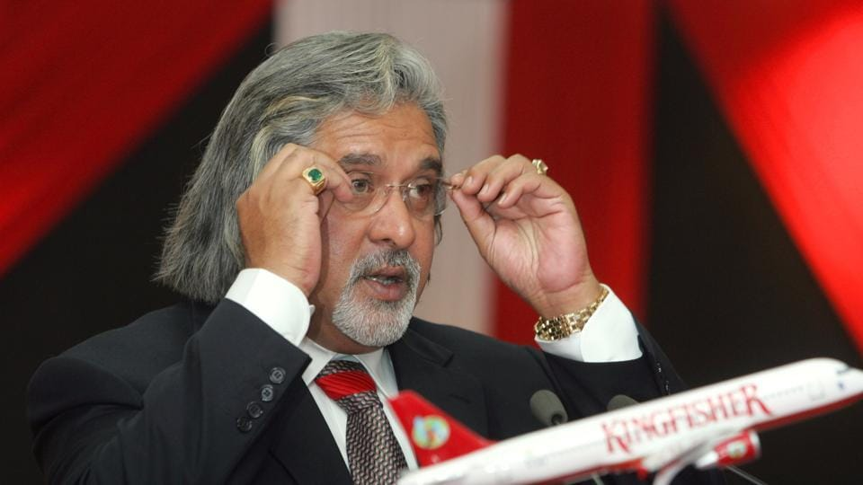 Chairman Kingfisher Airlines Vijay Mallya speaks at an event during the Civil Aviation Week - Airport & Airline 2007 Expo or AA 07, in New Delhi, India, Tuesday, March 27, 2007. The three day expo features equipment and services for airports and airlines, aiming to highlight the progress being made in the Indian civil aviation sector. (AP Photo/Gurinder Osan)