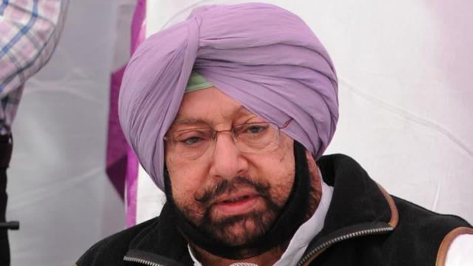 Punjab polls,Capatin Amarinder Singh,Congress