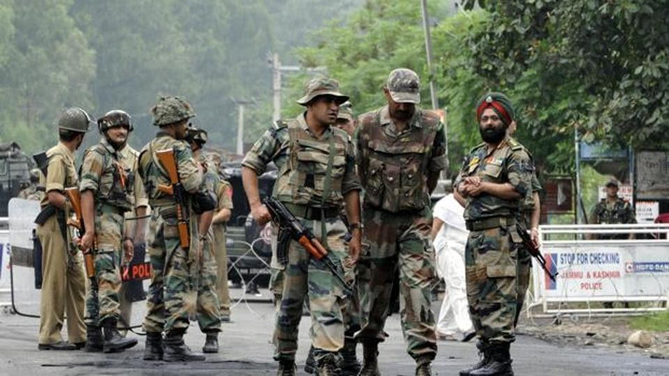 A high alert has been sounded in Jammu city as police has cautioned schools amid raising multiple barricades and intensified checking ahead of Republic day.