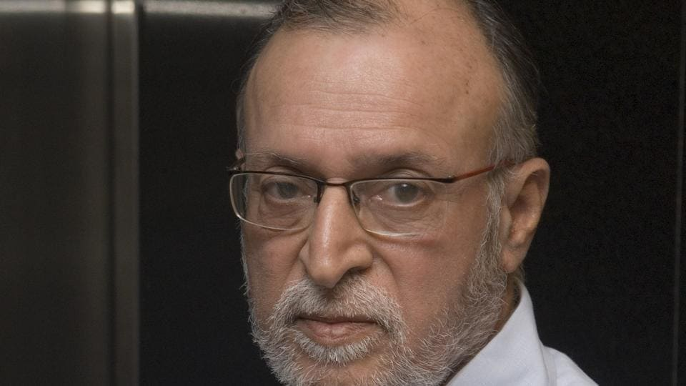A senior DDA official said Anil Baijal (in pic), authority chairman and lieutenant governor, visited DDA's headquarters at Vikas Sadan on January 12 and told the officials that he wanted all activities of DDA to be online.