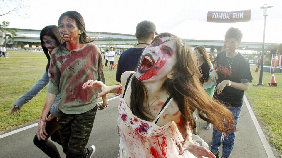 World War Z,Zombies in real life,If Zombies turn real