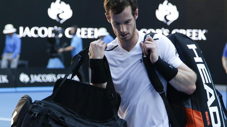 Biggest shock of the seventh day was Andy Murray's exit.  Mischa Zverev beat Murray 7-5, 5-7, 6-2, 6-4 to advance to the quarter-finals. (AP)