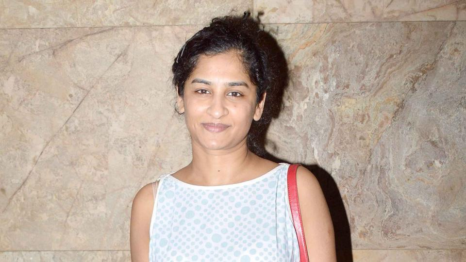 Gauri Shinde  doesn't feel any pressure while making films.