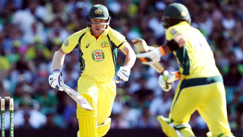 Australia beat Pakistan by 85 runs in the 4th ODI in Sydney to win the series 3-1.