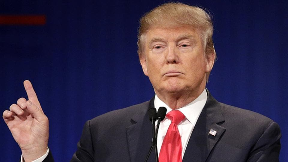 The United States has no choice but to get rid of ISIS and 'radical Islamic terrorism', the new US President Donald Trump has said.