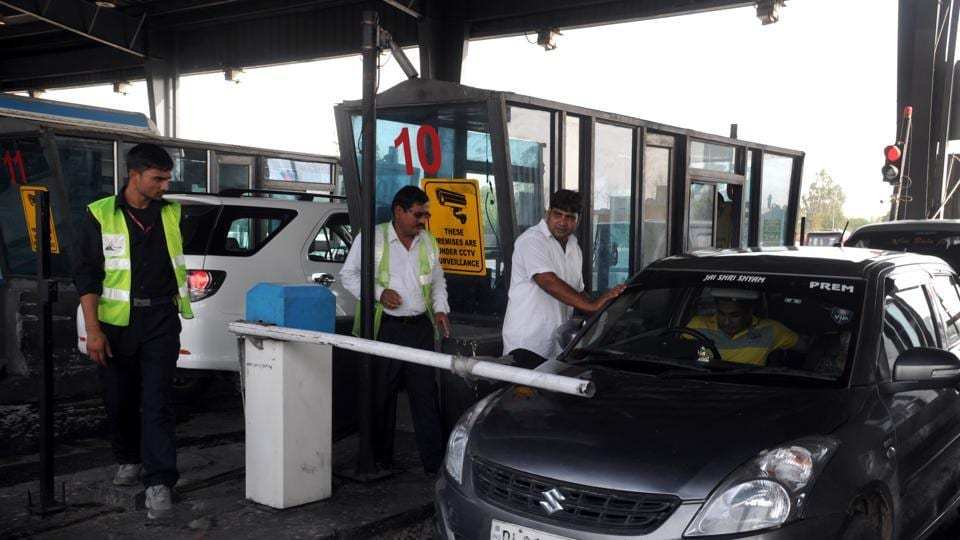 Kherki Daula toll,IMT Manesar Industrial Association,toll plaza