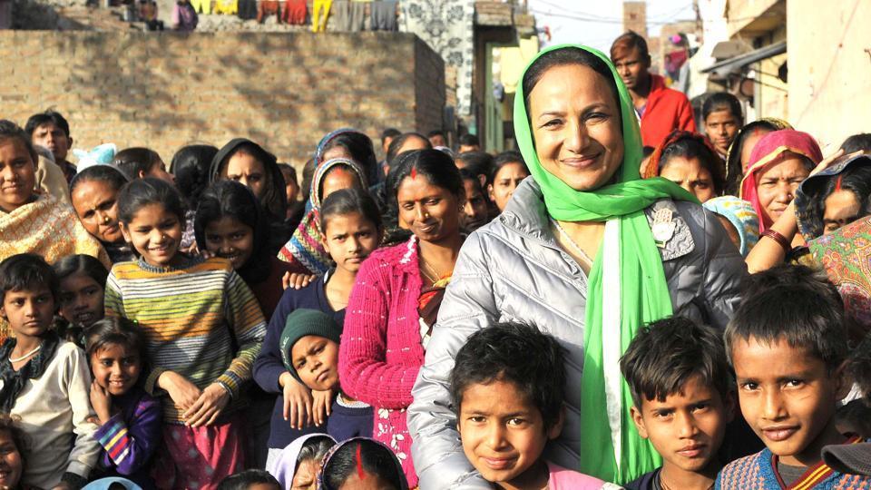 Punjab polls,Satwinder Bitti,Punjabi singer