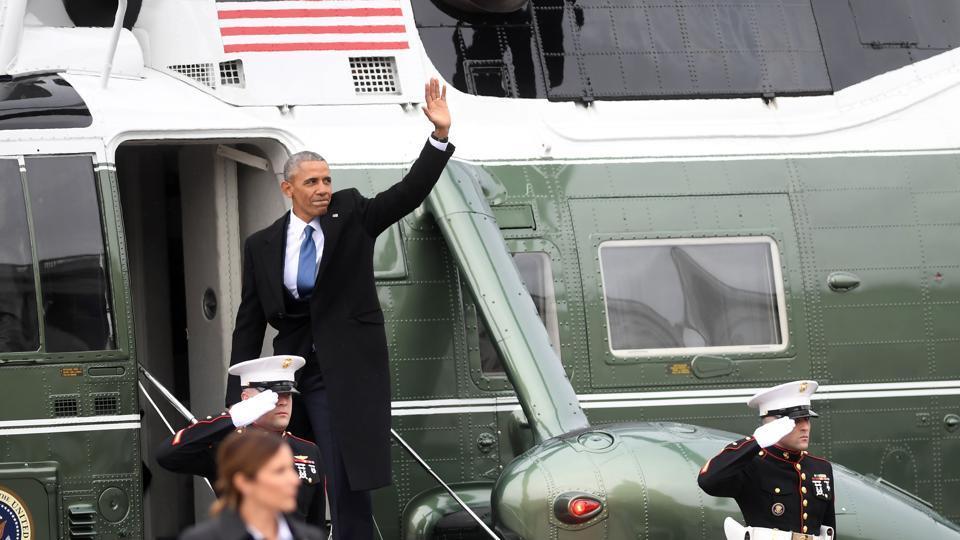 Obama Indian American president