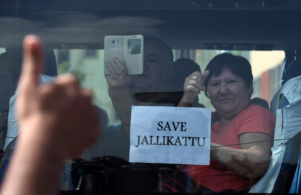 Jallikattu,special category status,Pawan Kalyan