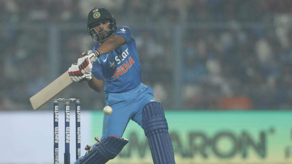 Kedar Jadhav's 90 almost pulled India out of trouble to ensure victory like his century did in the Pune ODI, only for England to ths time escape with a consolation five-run win in the last game at Eden Gardens on Sunday.